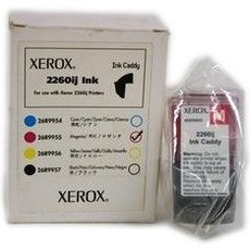 Картридж xerox 2260ij ink accessory kit (желтый) 0,3 km (026r09952)