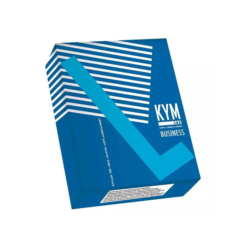 Бумага Kym Lux Business A4 80г/м2 (500л)