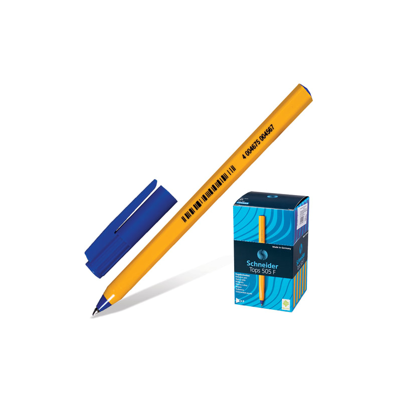 Ручка шариковая Schneider 505F